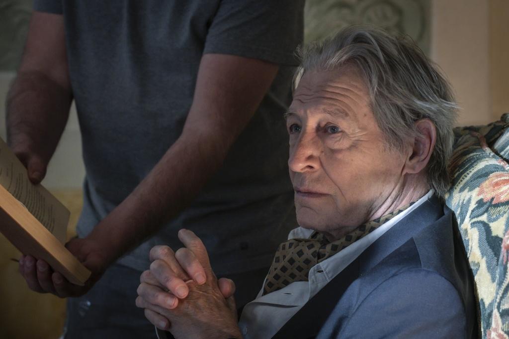 Ritratto foto di attore Carlo Cecchi per il film Venezia Infinita Avanguardia